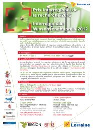 Flyer (pdf - 1263 Ko) - Grande Région