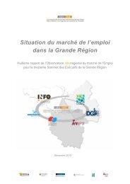 6. IBA-Bericht - Grande Région
