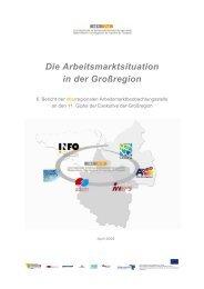 6. Bericht der Interregionalen Arbeitsmarktbeobachtungsstelle