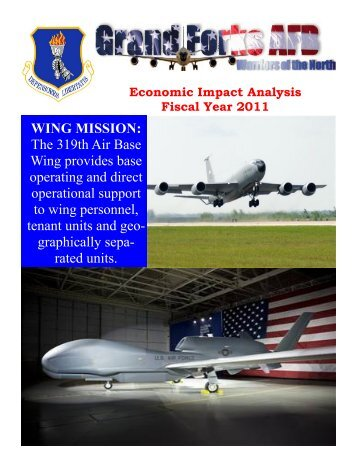 The 319th Air Base Wing provides - Grand Forks Air Force Base ...
