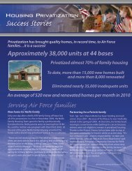 Success Stories - Grand Forks Air Force Base - Home