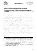 déclaration commune - Grande Région - Page 5