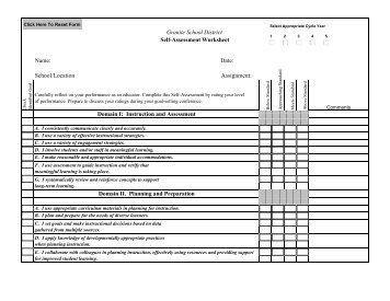 self care assessment worksheet www4. Black Bedroom Furniture Sets. Home Design Ideas