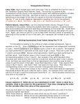 LESSON PLAN (Linda Bolin) - Granite School District - Page 3