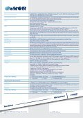 Download the product data sheet by clicking here. - Grant Industrial ... - Page 2