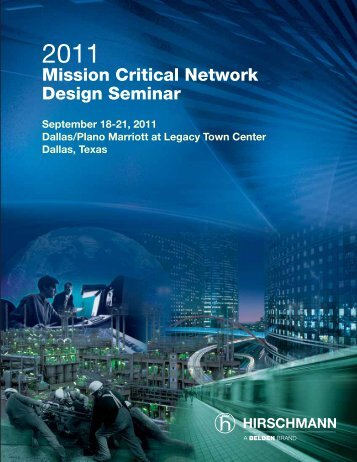Mission Critical Network Design Seminar - Grant Industrial Controls
