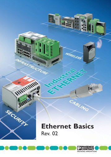 Click to download Ethernet Basics manual - Grant Industrial Controls