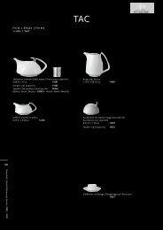 250 mm Rosenthal studio line Gläser /'TAC 02/' Rotwein 650 ccm