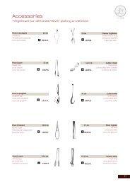 Accessories - Grant Madison & Associates