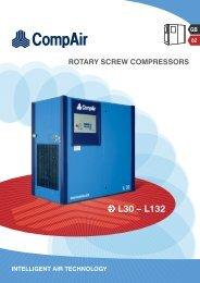 rotary screw compressors - Granzow