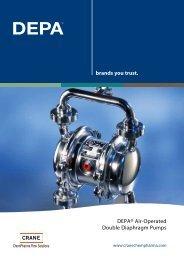 Download the Depa Pumps Brochure