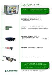 ENERTRONIC FLOW - Granzow