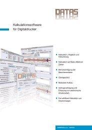 DATAS-Broschüre - GRAPHIAware® Info