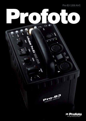 Profoto Pro-B3 1200 AirS