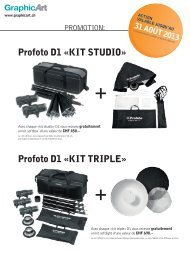 Profoto D1 «KIT TRIPLE