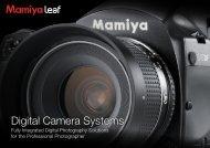 Digital Camera Systems