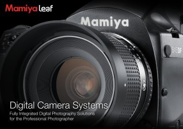 Digital Camera Systems