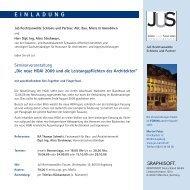 JuS Einladung_hoai_90729_v2.indd - Graphisoft Center München
