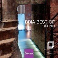 BDIA BEST OF - Graphisoft Center München