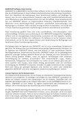 GRAPHISOFT Erweiterte Lizenzbedingungen - Seite 7