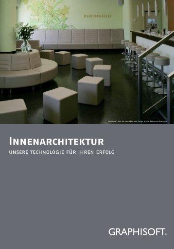Innenarchitektur - GRAPHISOFT Deutschland GmbH