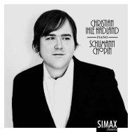 Christian Ihle Hadland Schuma n Ch pin - Grappa Musikkforlag