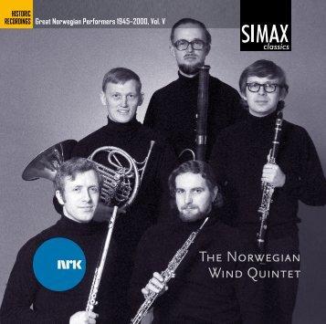 The Norwegian Wind Quintet