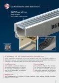 Betonrinnen ohne Zargen - BG Graspointner GmbH & Co KG - Page 3