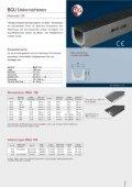 Betonrinnen ohne Zargen - BG Graspointner GmbH & Co KG - Page 5