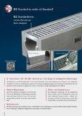 Betonrinnen ohne Zargen - BG Graspointner GmbH & Co KG - Page 6