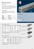 Betonrinnen ohne Zargen - BG Graspointner GmbH & Co KG - Page 7