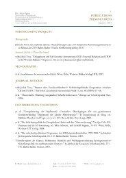 presentations - Gratis Webserver