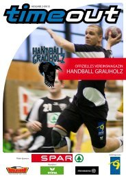 Sponsoren - Handball Grauholz