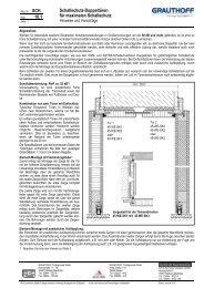 10.1 Schallschutz-Doppeltüren für maximalen Schallschutz - Grauthoff