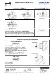 StZ 1.2 Zubehör für HGM- und ASTRA-Zargen - Grauthoff