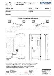 3.2 Aufmaßhilfe zur Ummantelung vorhandener Stahl ... - Grauthoff
