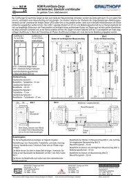 2.4 HGM Rund-Basis-Zarge mit Seitenteil, Oberlicht und ... - Grauthoff