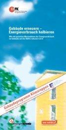 Gebäude erneuern – Energieverbrauch halbieren - Bundesamt für ...
