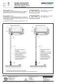 RD 4.1 Ganzglas- Rauchschutztür L&H Typ E und L&H ... - Grauthoff - Page 2