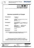 4.2 Allgemeines bauaufsichtliches Prüfzeugnis - Grauthoff - Page 2