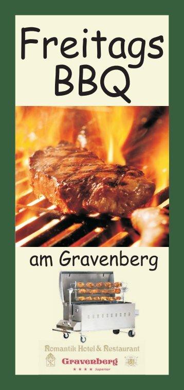 BBQ 2013 am Gravenberg.pdf - Bergische Gastlichkeit