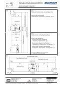 4.5 Falzmaße an Schallschutztüren 65 WE SK3 - Grauthoff - Page 3