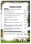 Garden menu . - Romantik Hotel Gravenberg - Page 2