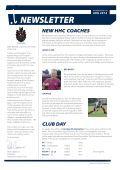 Haslemere Hockey Club August 2012 Newsletter (1.4m) - Grayshott - Page 2