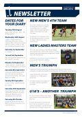 Haslemere Hockey Club August 2012 Newsletter (1.4m) - Grayshott - Page 3