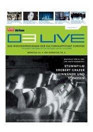 Ausgabe 13.qxd - Graz 2003