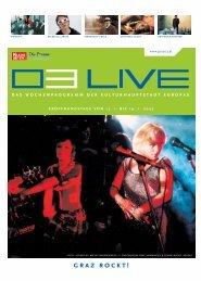 Ausgabe 03.qxd - Graz 2003