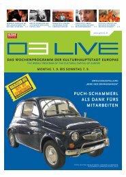 Ausgabe 36.qxd - Graz 2003