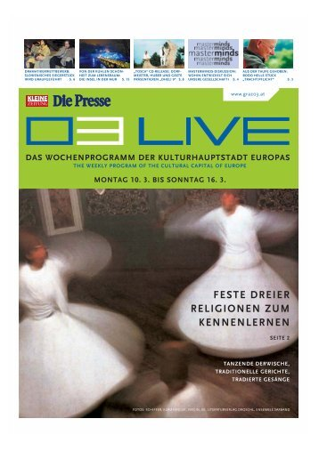 Ausgabe 11.qxd - Graz 2003
