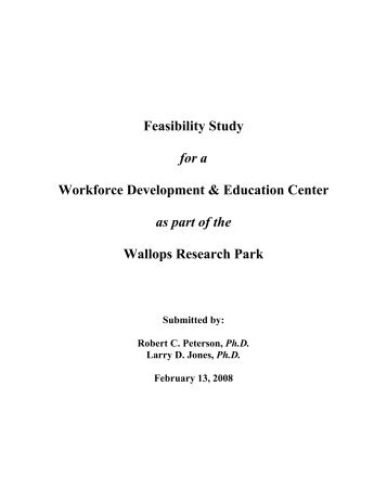 feasibility study of food park